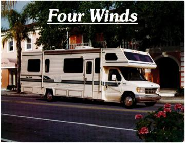 1994 Thor Four Winds Brochure