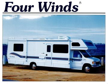 1996 Thor Four Winds Brochure
