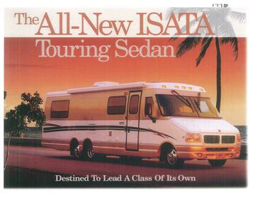1998 Dynamax Isata Touring Sedan Brochure
