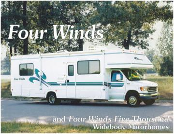 1998 Thor Four Winds Brochure