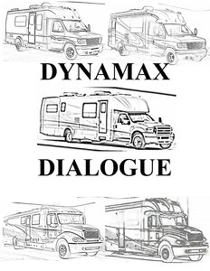 2000 Dynamax Supplemental Owners Manual Brochure page 1