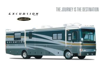 2003 Fleetwood Excursion Brochure