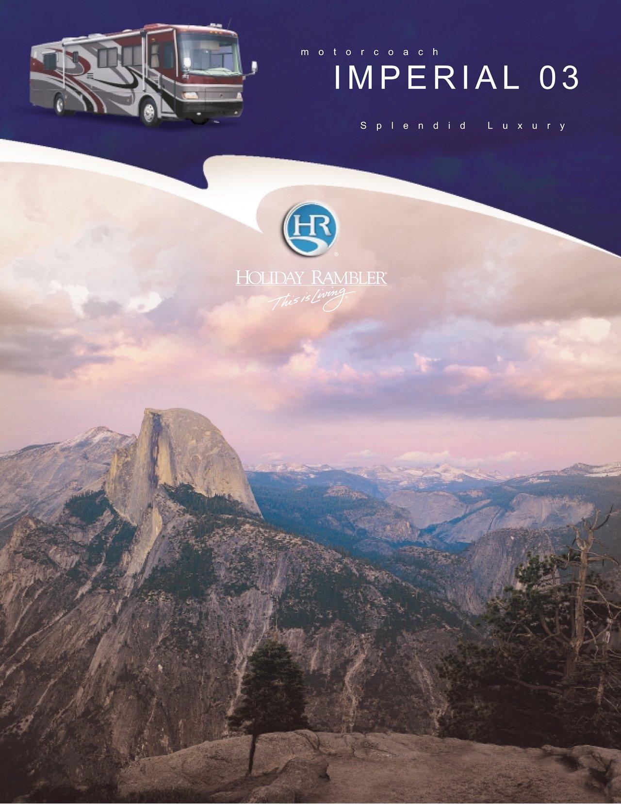 View Holiday Rambler Imperial Brochures | RV brochures download