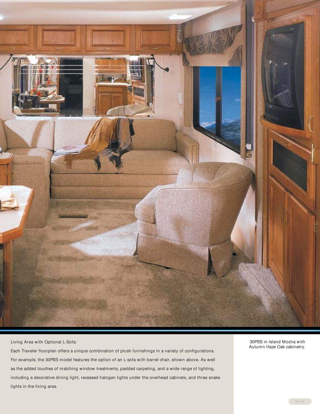 2003 Holiday Rambler Traveler Brochure Rv Brochures Download