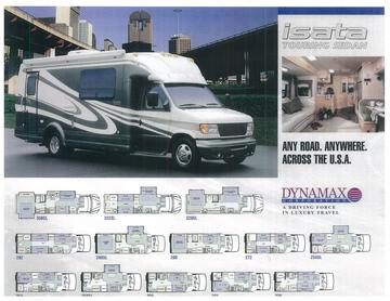 2004 Dynamx Isata Touring Sedan Brochure