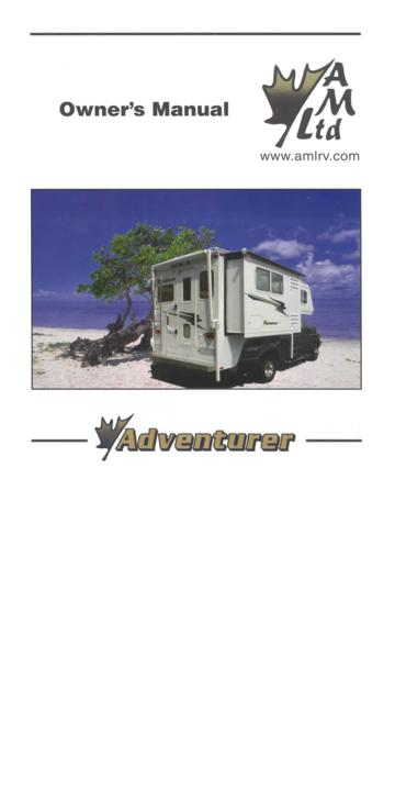 View ALP Brochures | Download RV brochures