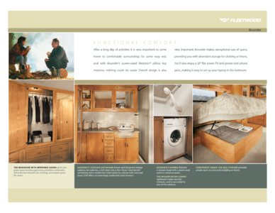 2005 Fleetwood Bounder Brochure page 9