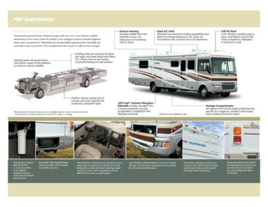 2005 Fleetwood Bounder Brochure page 10