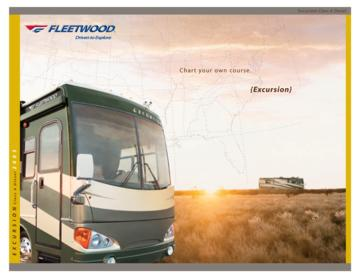 2005 Fleetwood Excursion Brochure