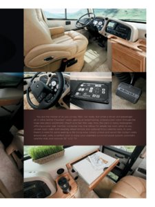2006 Tiffin Allegro Bus Brochure page 5