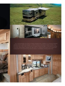 2006 Tiffin Allegro Bus Brochure page 7