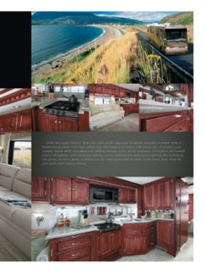 2006 Tiffin Phaeton Brochure page 3