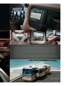 2006 Tiffin Phaeton Brochure page 5