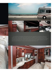 2006 Tiffin Phaeton Brochure page 7