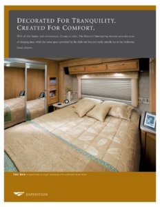 2007 Fleetwood Expedition Brochure page 6