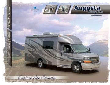2007 Holiday Rambler Augusta Touring Brochure