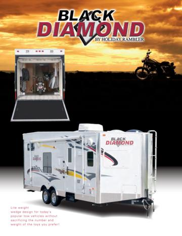2007 Holiday Rambler Black Diamond Brochure