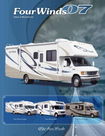 2007 Thor Four Winds Brochure
