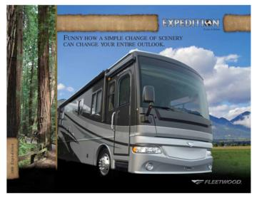 2008 Fleetwood Expedition Brochure