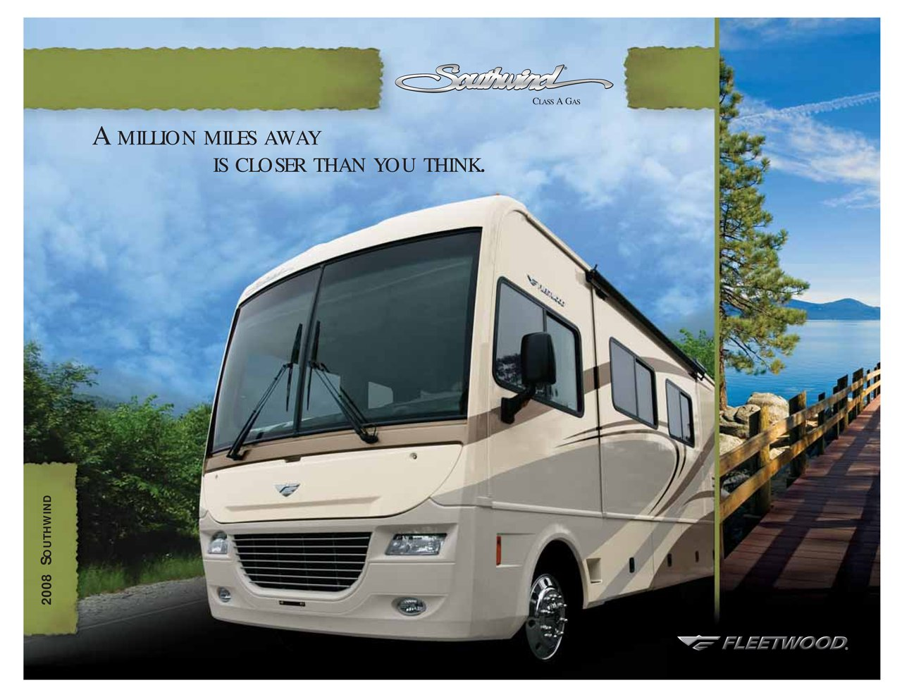 Fleetwood Southwind Rv Wiring Diagram Ferguson To 20 Class A Diagrams 2008 Brochure Literature Page 001