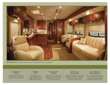 2008 Fleetwood Southwind Brochure page 3