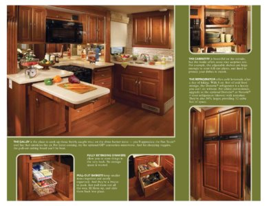 2008 Fleetwood Southwind Brochure page 5