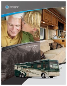 2008 Holiday Rambler Imperial Brochure page 2
