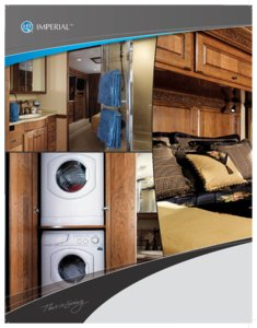 2008 Holiday Rambler Imperial Brochure page 6