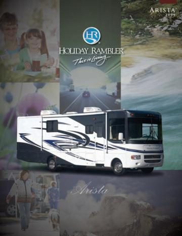 2009 Holiday Rambler Arista Brochure