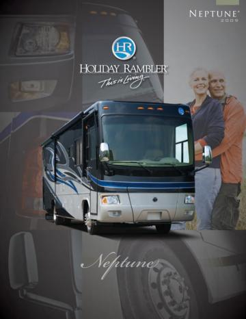 2009 Holiday Rambler Neptune Brochure