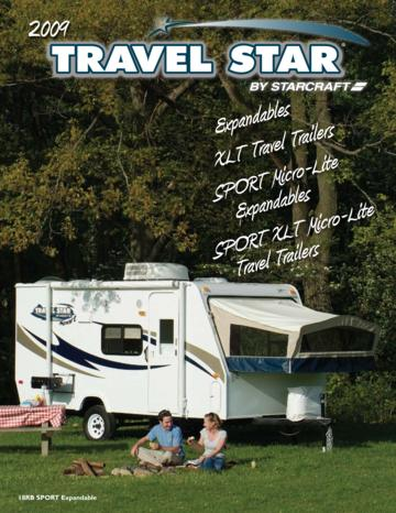 2009 Starcraft Travel Star Brochure