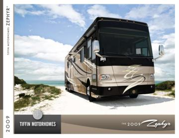 2009 Tiffin Zephyr Brochure