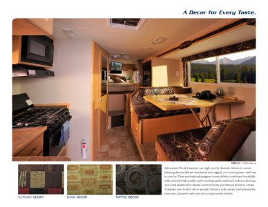 2010 ALP Adventurer Truck Campers Brochure page 5