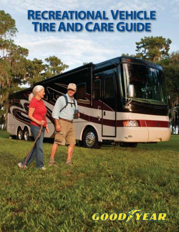 2010 Goodyear RV Tire Care Guide