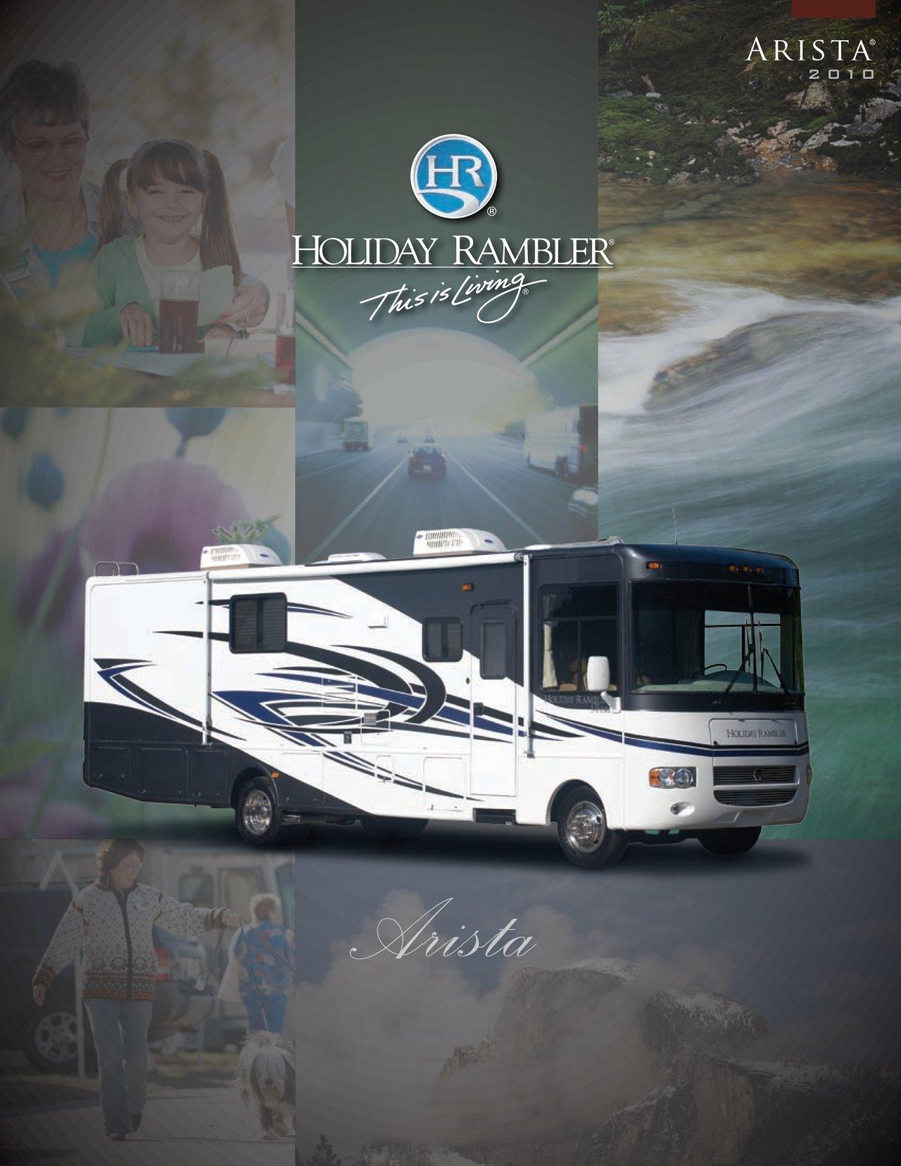 View 2010 Brochures | Download RV brochures