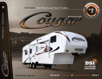 2010 Keystone RV Cougar Western Edition Brochure
