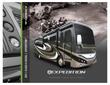 2011 Fleetwood Expedition Brochure