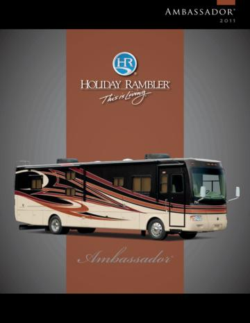 2011 Holiday Rambler Ambassador Brochure