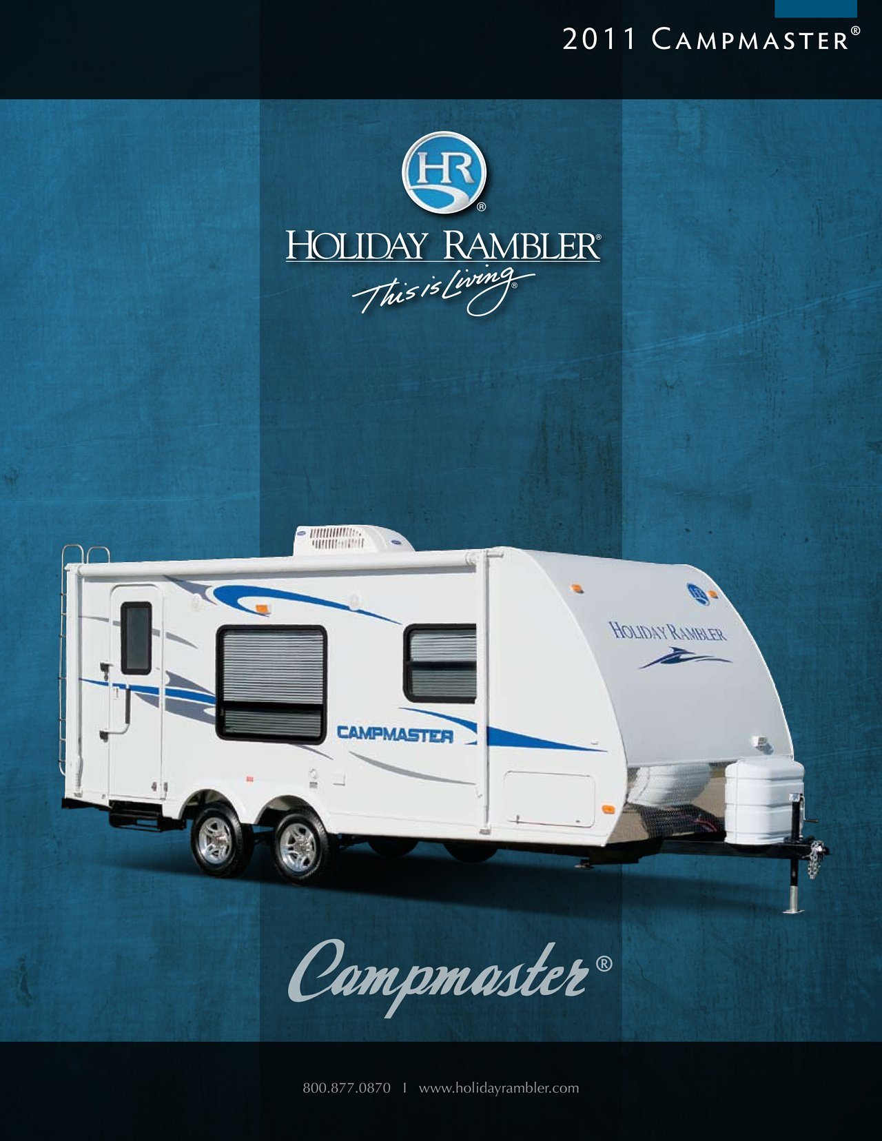 2011 Holiday Rambler Campmaster Brochure   Download RV brochures