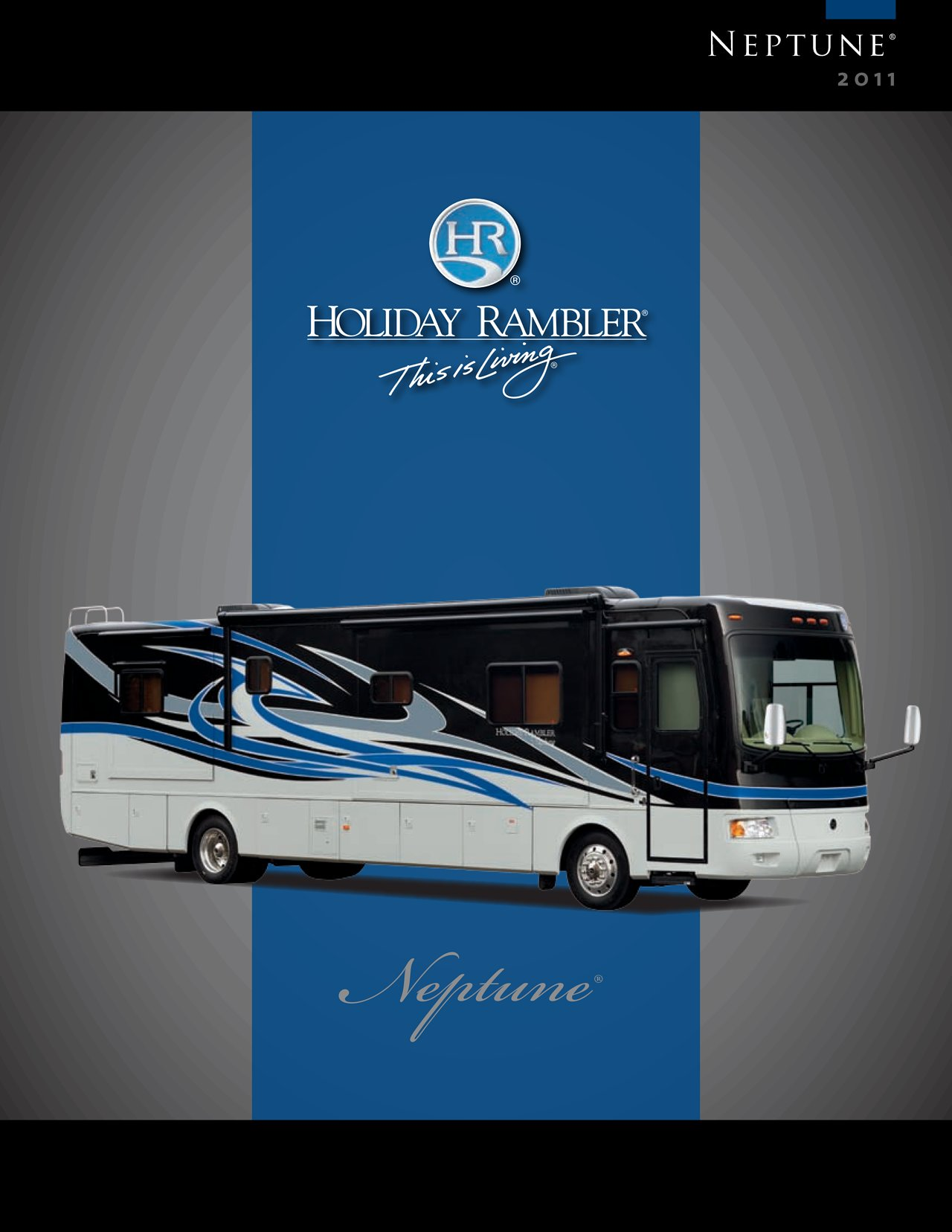 2011 Holiday Rambler Neptune Brochure