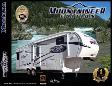2011 Keystone RV Montana Mountaineer Edition Brochure