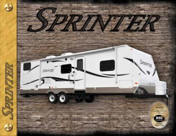 2011 Keystone RV Sprinter Brochure