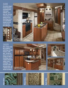 2011 KZ RV Stoneridge Brochure page 3