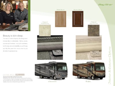 2011 Newmar Canyon Star Brochure page 7