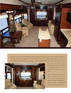 2011 Newmar Kountry Aire Brochure page 2