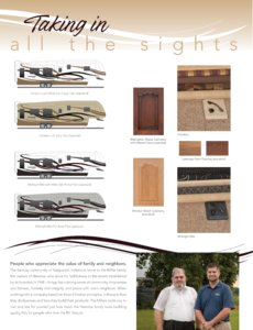 2011 Newmar Kountry Aire Brochure page 5