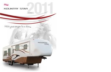 2011 Newmar Kountry Star Brochure