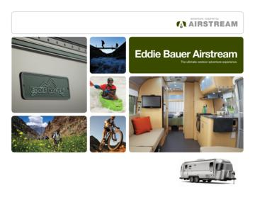 2012 Airstream Eddie Bauer Brochure