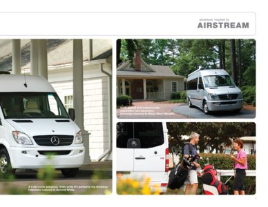2012 Airstream Interstate 3500 Brochure page 7