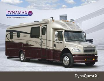 2012 Dynamax Dynaquest Xl Brochure